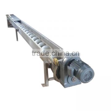 China deft design flexible spiral conveyor