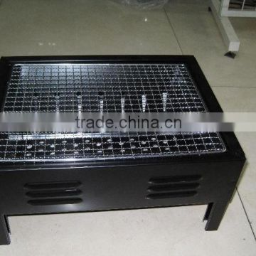 HZA-J10 Japenese barbecue grill charcoal barbecue grill smoker metal barbecue grill