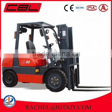 2.5ton ce approved fork lift with diesel engine