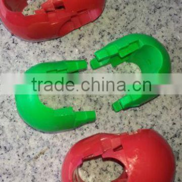 plastic wire rope cross buckle connectors for armed rope