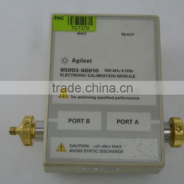 Keysight(Agilent) 85093-60010 RF Electronic Calibration Module