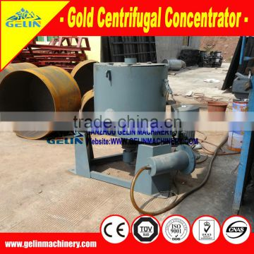 High quality small scale rock gold separate machine