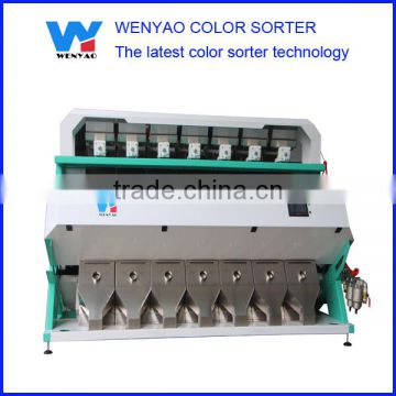 High capacity salt color sorter machine in china