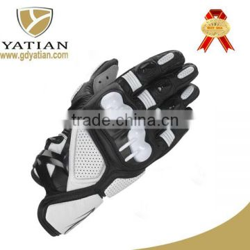 wholesale custom leather hand gloves for driving car