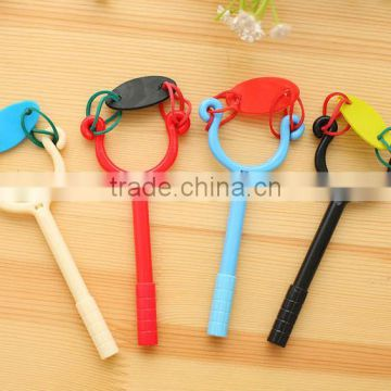 factory outlet creative Ball point pen student gift promotion Slingshot ballpoint pen