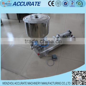 Ketchup Filling Machine with bucket 200ml