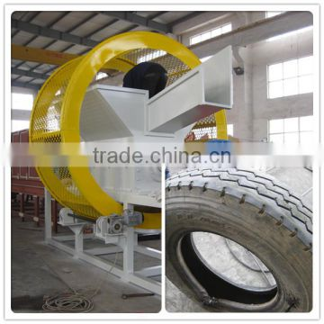 top 10 waste tires recycling and crushing machine