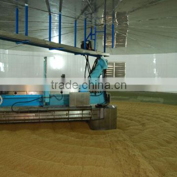 Beer barley malting equipment
