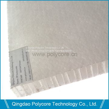 Light weight waterproof PP honeycomb act as wall in van