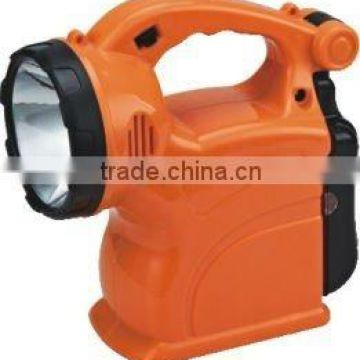 high brightness high power portable rechargeable marine searchlight