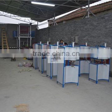 Plastic Rope Tearing Production Line Making Split Film Machine