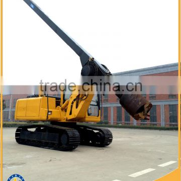 16m china good Rotary Drilling trucks for sale