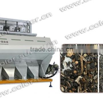 CCD Camera Large Capacity Color Sorter For Sunflower With 5388Pixel