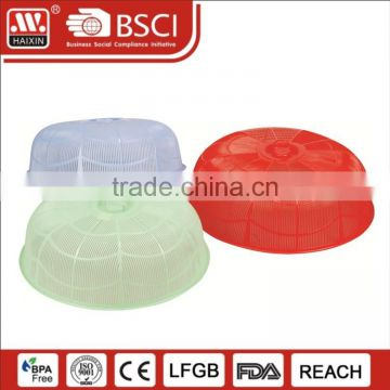 Eco-friendly Factory Price Pop Up Umbrella Plastic Table Food Mesh Screen Cover