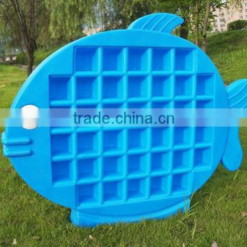 fish shape bookcases , cheap bookcases for sale, plastic new design bookcases