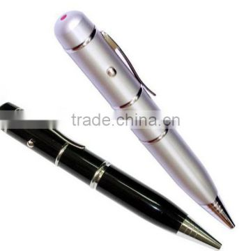4gb, 8gb ,16 gb , 32gbusb flash drive laser pointer ball pen for business