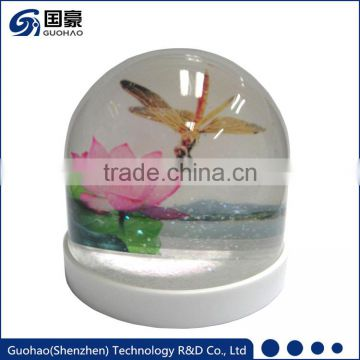 Business Water snow globe
