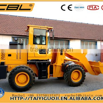 ZL-08 800kg small wheel loader 4 wheel buggy for sale