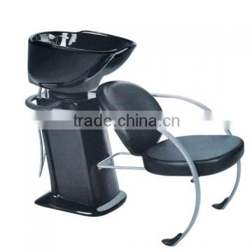 2015 Portable salon shampoo chairs with durable stainless steel armrest                                                                         Quality Choice