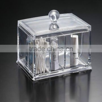new transparent ps eyebrow pencil cosmetic storage box
