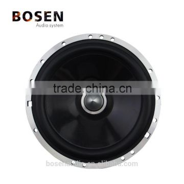 BOSEN high-end nice tone 6.5 inch 2 way component car speaker