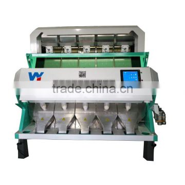 high sorting accuracy optical almond CCD color sorting machine