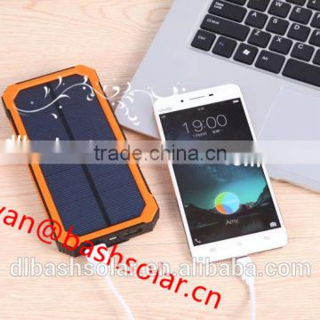 powerbank Cute Solar STONE 12000mAh Portable Device Charger
