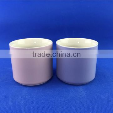 ceramic small decorative flower pot