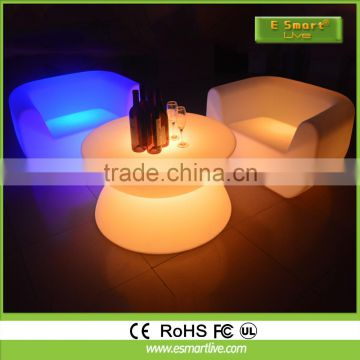 High quality best price RGB led fittings sofa, led sectional sofa for sale