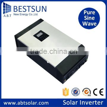 Bestsun 2 kw on grid hybrid solar system inverter for solar panel with good price german quality