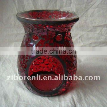 Top Quality Red Color Christmas Ball wholesale mosaic oil burners
