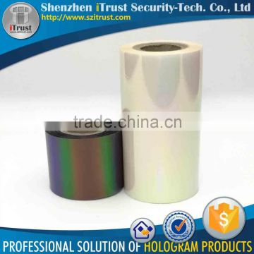 Trade Assurance Original new product color changing hot stamping film heat transfer foil