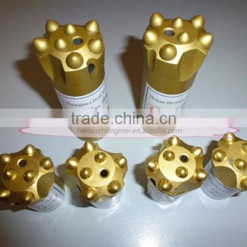 Tungsten Carbide button drill bit for rock