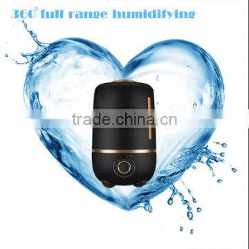 new product 2017ultrasonic humidifier filter robots for home appliance with remote