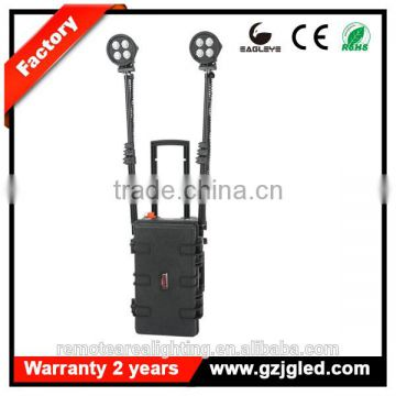 rechargeable cordless led work light RLS51-80W Portable Area industrial safety flashlight