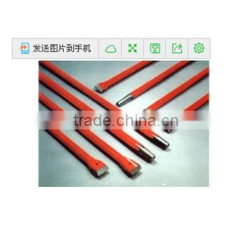 chisel type/integral drill steel/rod best-selling china