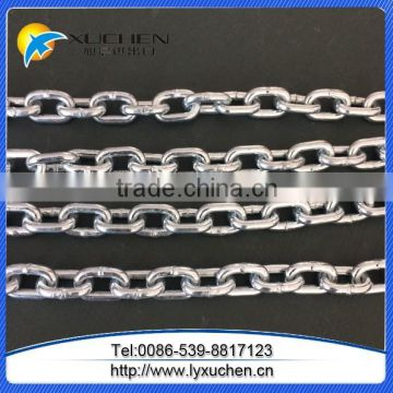 G30 Din763 Steel galvanized Link Chain linyi factory price
