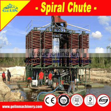 Benefication zircon ore concentrate equipment