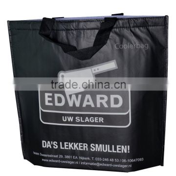 hot sellling cheap eco friendly promotional non woven cooler bag