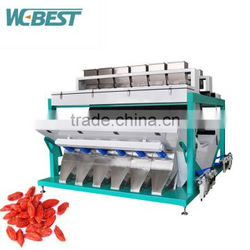 High Sorting Efficiency Wolfbetty Color Sorter Machinery