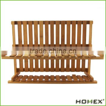 Reusable Kitchen Bamboo Dish Rack,Kitchenwares/Homex_Factory