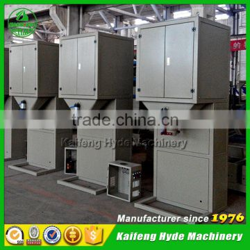 Wheat barley rice maize seed auto bagging packing machine