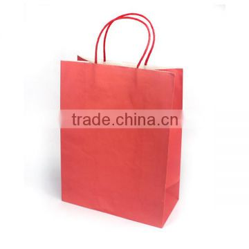 Novelty Paper Material and Accept Custom Order Special Paper shopping Bag