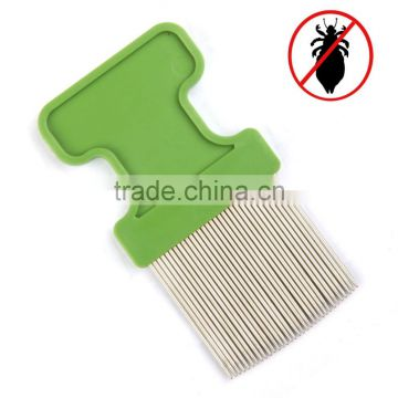 Lice Comb Highly Effective in Removing Lice and Nits