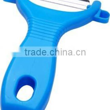 Latest Hot sell colourful plastic peeler,peach peeler