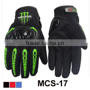 Wholesale New Style Motorcycle Safety Racing Gloves