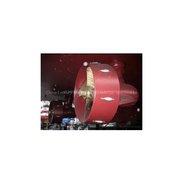 Fixed Pitch Propeller or Controllable Pitch Propeller Thrusters
