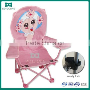 Princess pink outdoor kid chair
