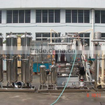 Pure Water Production Line (1T/H) water treatment