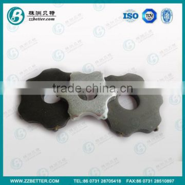 Tungsten Carbide Tipped Flails, Scarifying Cutters